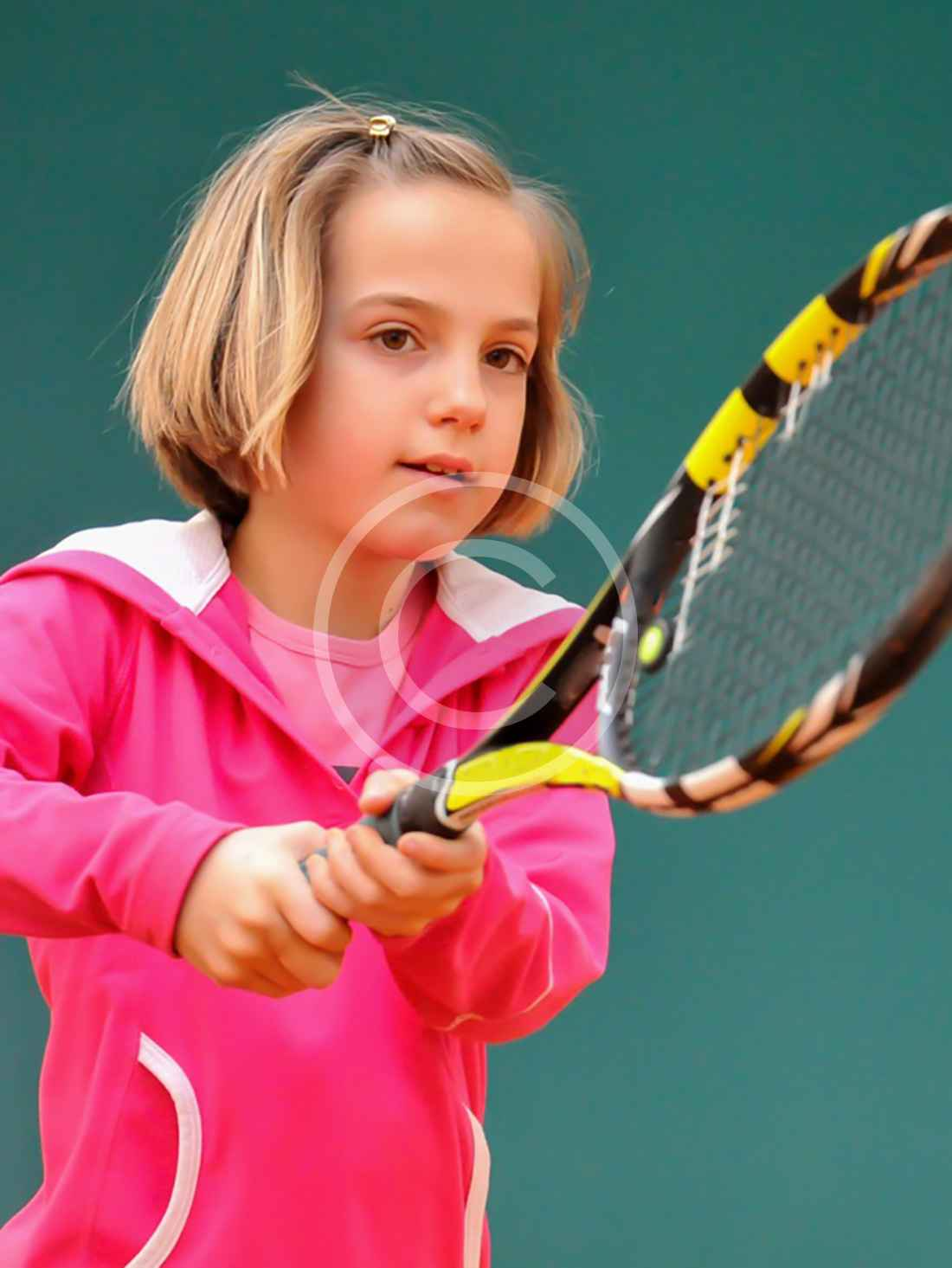 Junior Tennis – Pee Wee